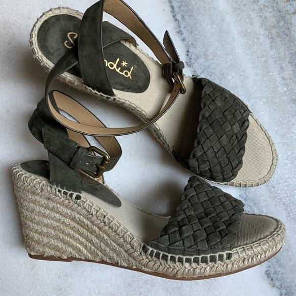 b0984971b9a Anthropologie | Splendid - Woven Espadrille Sandal